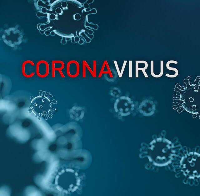 Wichtige Information anlässlich des Corona-Virus