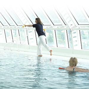 Unterwassertherapie